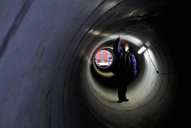 Tunnel in Fertigbauweise