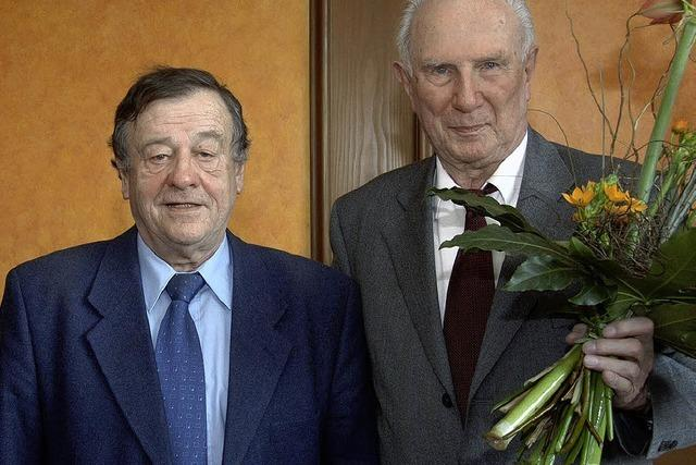 Harald Märkt löst Vorsitzenden Irmfried Brendel ab