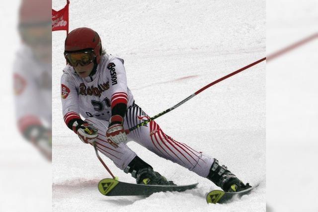 Bayerische Dominanz auch beim Schülercup in Bernau
