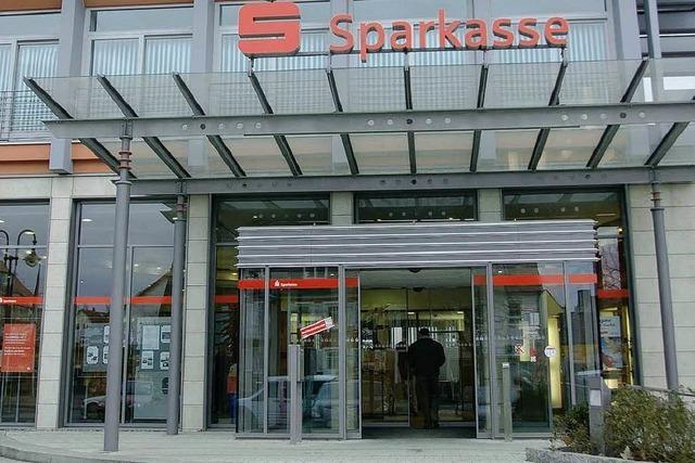 Finanzkrise beschert Sparkasse neue Kunden