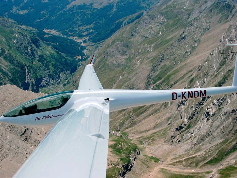 Der Schopfheimer Thomas Wieland  legte...trecke von über 1000 Kilometer zurück.  | Foto: privat