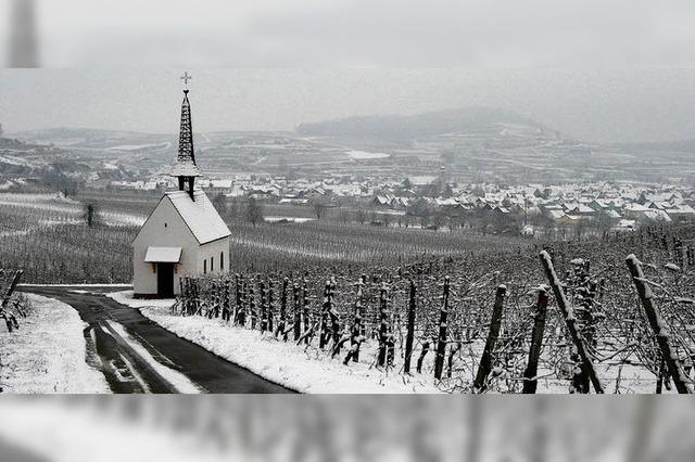 Bilder des Tages: Winterlandschaft
