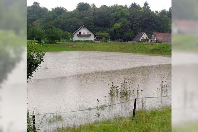 Hochwasserschutz auf dem Prüfstand