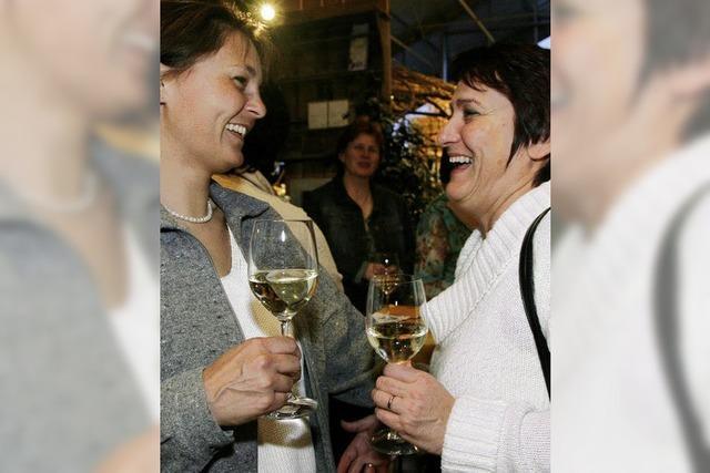 Am Montag gib's Karten fürs Weinflittern
