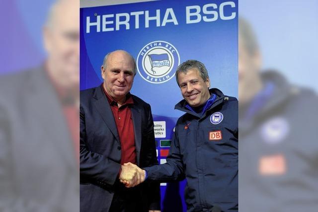 Die Hertha-Macher