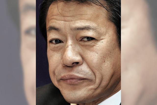 Finanzminister in Japan trinkt zu viel und geht
