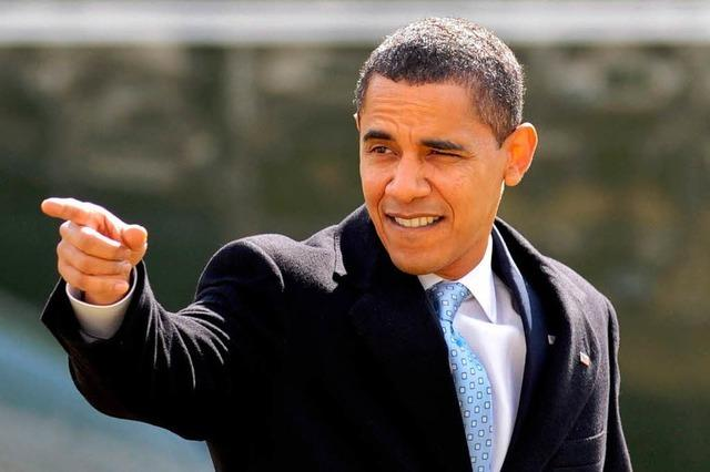 Obama besiegelt gigantisches US-Konjunkturpaket