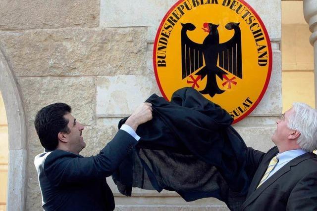 Steinmeier besucht Kurdengebiete