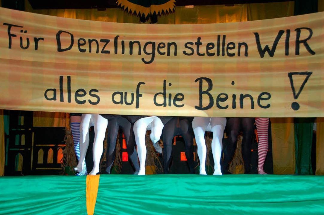Denzlingens Gemeinderat stellt etwas auf die Beine  | Foto: Cornelus Welsch