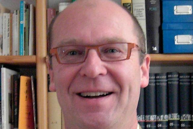 Ludwig Bäse will Bürgermeister werden