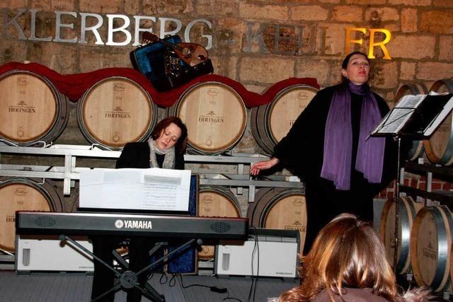Genuss für Musik- und Weinliebhaber