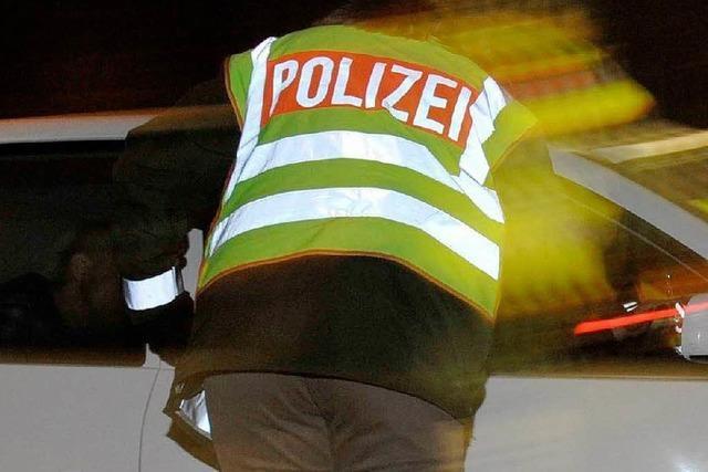 Ruhige Fasent für die Polizei im Kinzigtal