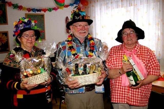 Güggel-Hut gewann den ersten Preis