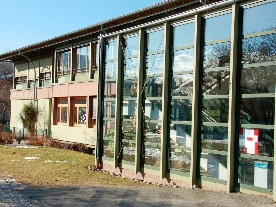 Die Hexentalschule in Merzhausen.  | Foto: Andrea Gallien