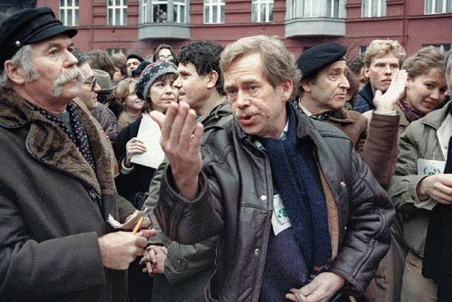 KALENDERBLATT '89: Kurzer Prozess in Prag