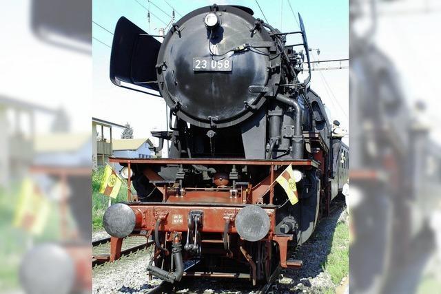 Lok 41073 droht die Verschrottung