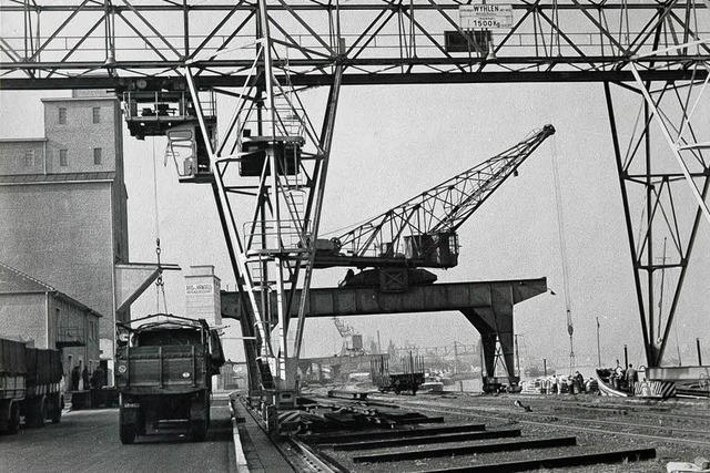 Preisgekrönte Fotos zum Rheinhafen
