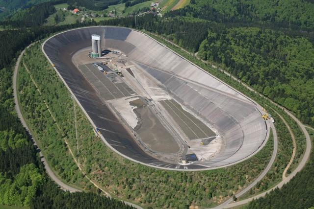 Kraftakt für Wasserkraft