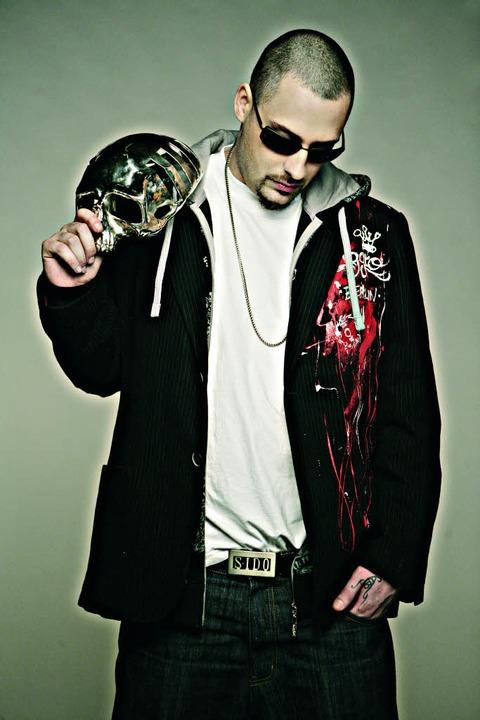 Er und seine Maske: Sido   | Foto: pro