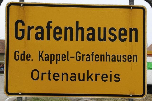 Grafenhausen gegen Grafenhausen