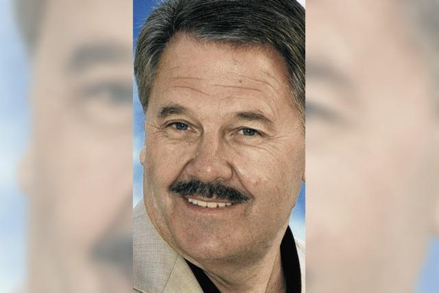 Hohe Auszeichnung für Karl Müller