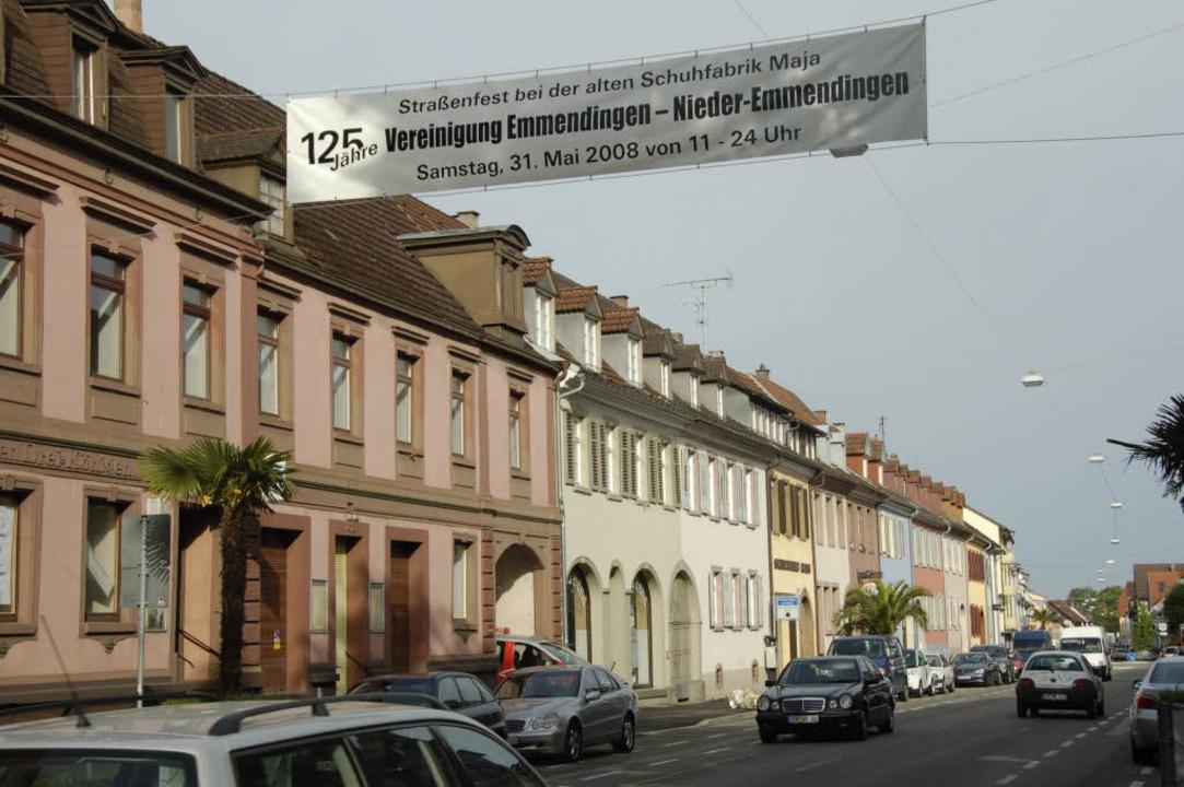 Nieder-Emmendingen feiert am kommenden Samstag.     Foto: Walser