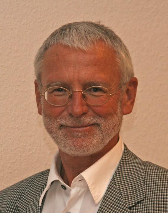Karl-Heinz Eckhold ist Chef der Kommunalaufsicht   | Foto: privat