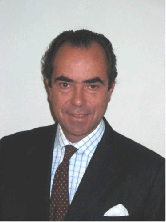 Christian Strasoldo-Graffemberg, Gaba-Geschäftsführer.     Foto: BZ