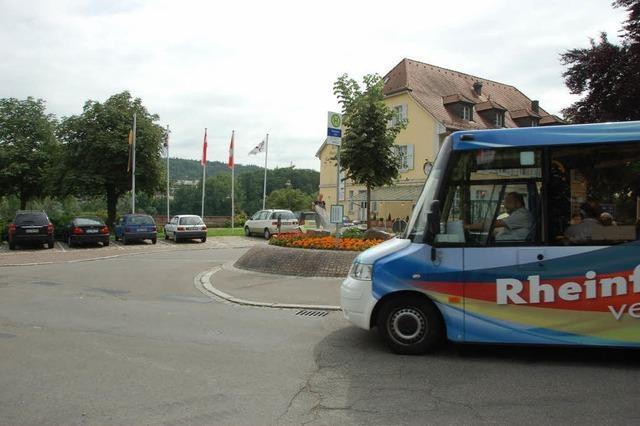 Stadtbus doch im Einsatz