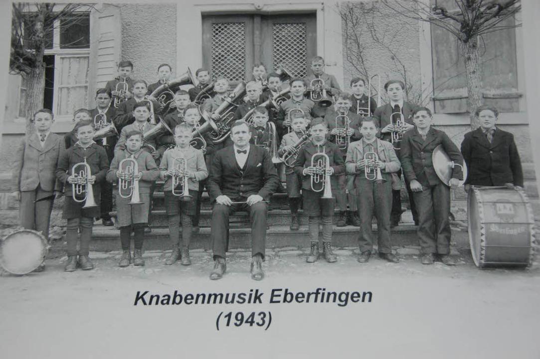 "Die große Trommel der Eberfinger Knabe...#8222;Heavy Blechis"" geschlagen.    Foto: Jutta Binner-Schwarz"