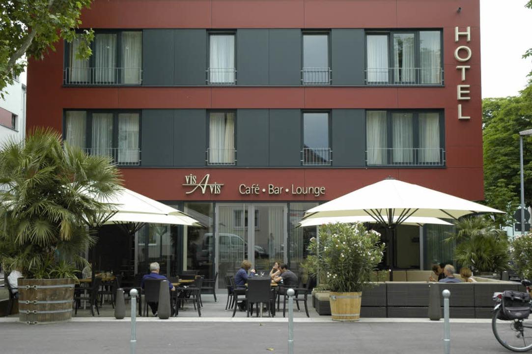 Einen guten Start hat das neue Hotel am Stadtgarten hingelegt.     Foto: Brigitte Sasse