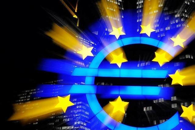 EZB senkt Leitzins auf 1,5 Prozent