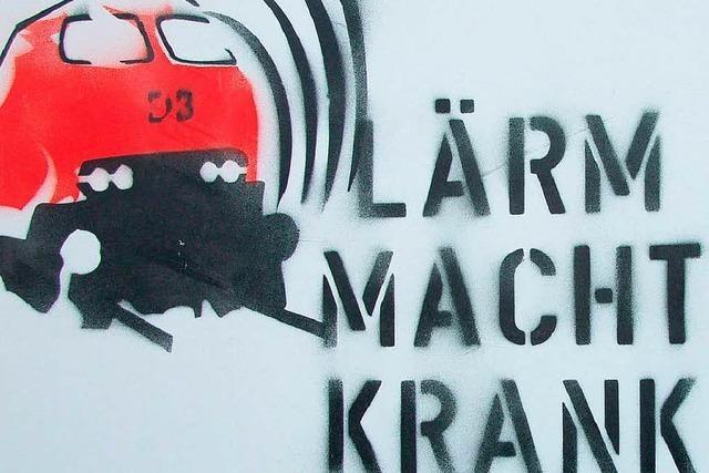 BI Bahntrasse fordert Termin für Bahngipfel