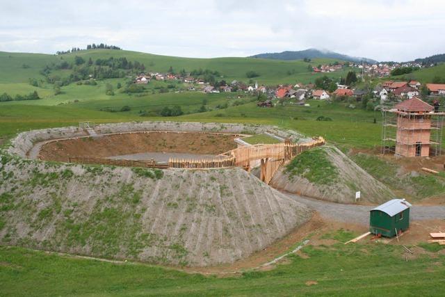 Festung des Türkenlouis ist ab heute sturmreif