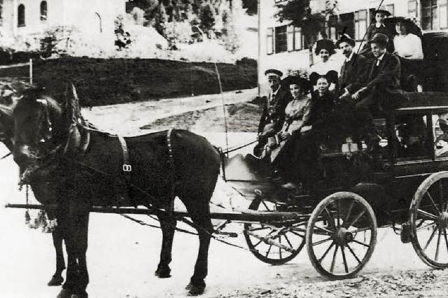 Gottfried Zumkeller – Wirt und ein Pionier des Straßenverkehrs