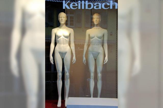 Hängepartie bei Keilbach