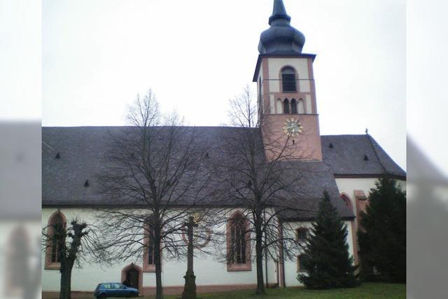 Konzert für Renovierung der Kirche
