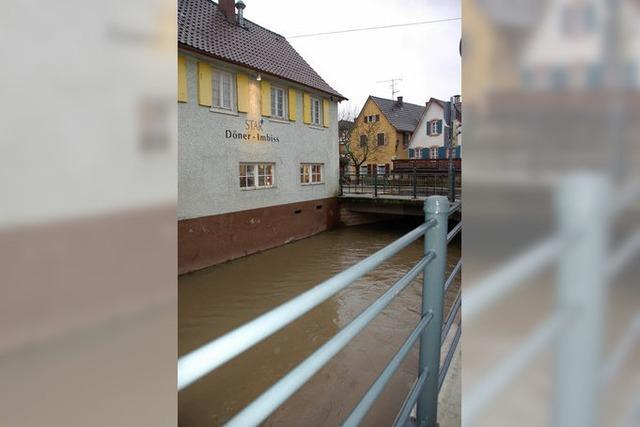 Hochwasserkonzept wird am 30. März vorgestellt