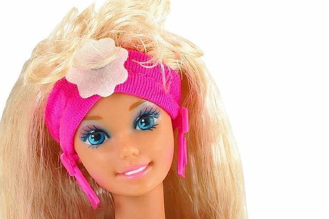 Barbie-Puppe: 50 Jahre faltenfrei