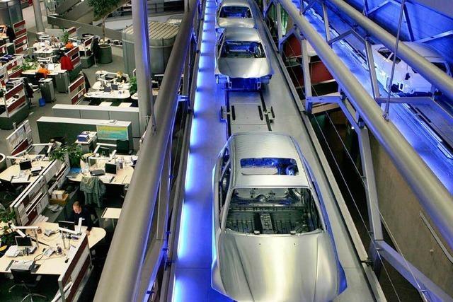 BMW und Daimler wollen zusammenarbeiten