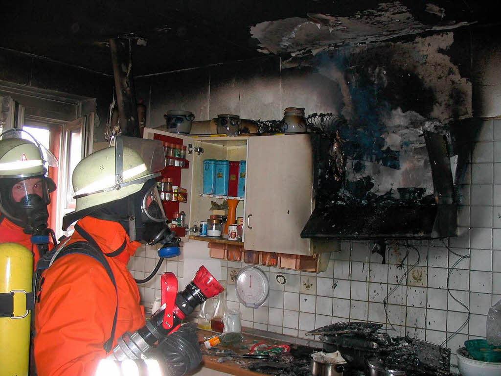 Brand schnell entdeckt dank Rauchmelder - Kenzingen - Badische Zeitung