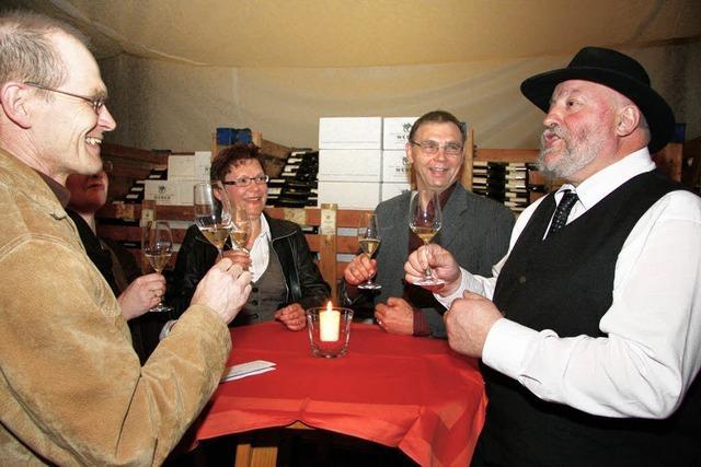 Wein-Festival ist kein Weinfest von der Stange