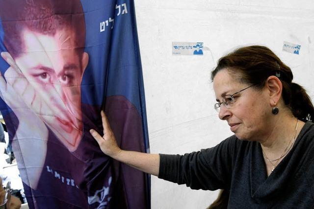Ein Hilferuf für Gilad Schalit