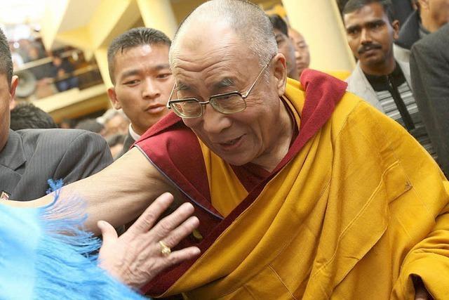 Dalai Lama bekräftigt Forderung nach Autonomie für Tibet