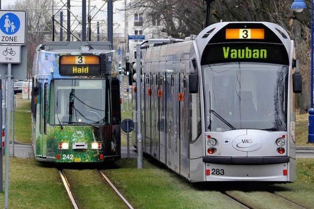 11,3 Kilometer neue Straßenbahn-Strecken