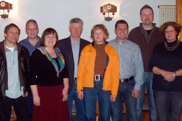 8 Bewerber für Wasenweiler Ortschaftsrat