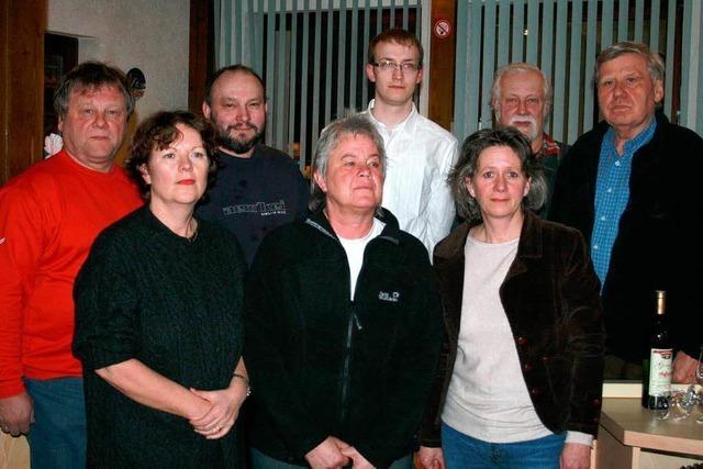 SPD-Kreistagskandidaten am Start