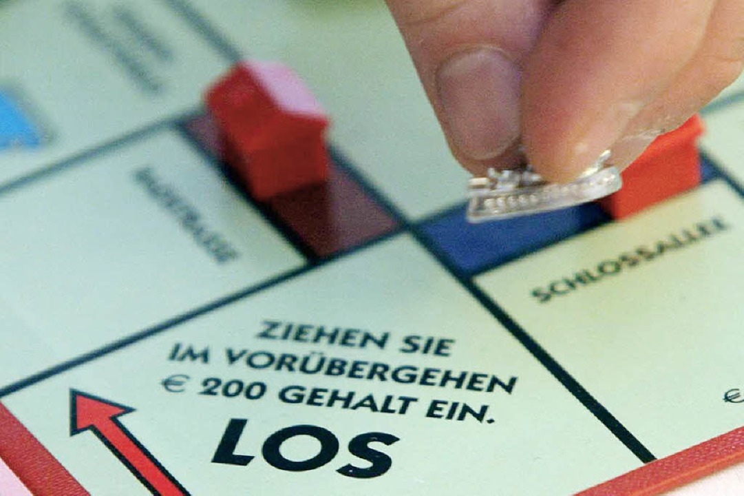 Im Berufsleben ist es wie bei Monopoly...und fühlen sich schlicht ausgebrannt.   | Foto: ddp
