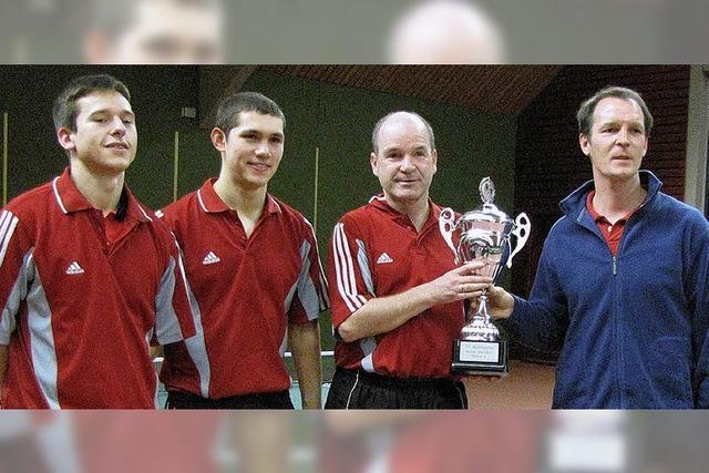 TTC Laufenburg Pokalsieger