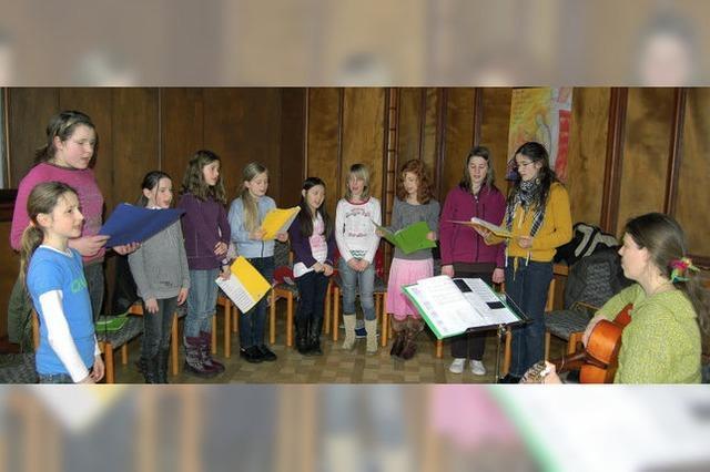 Neuanfang für den ökumenischen Jugendchor